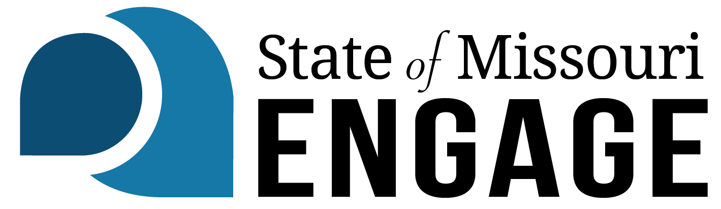State of Missouri: Engage Logo
