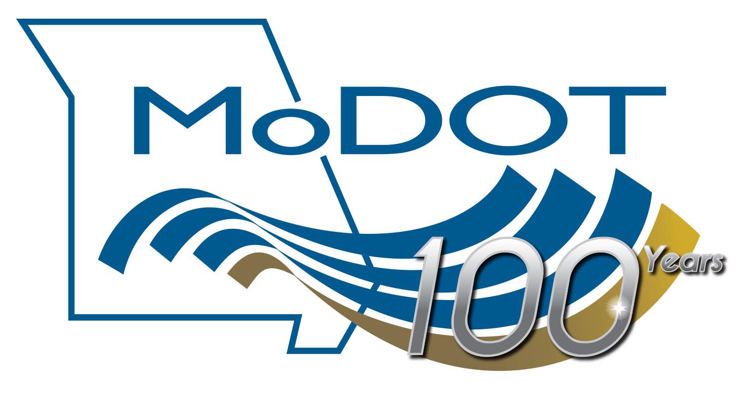 State of Missouri: Anniversary Logo